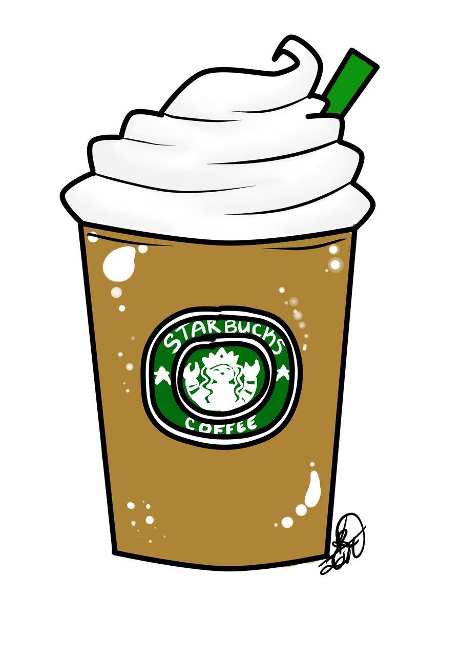 Drawing tumblr free rainbow. Starbucks clipart