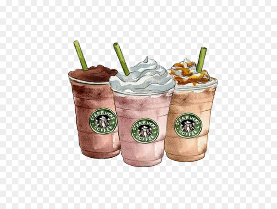 Coffee drawing frappuccino clip. Starbucks clipart