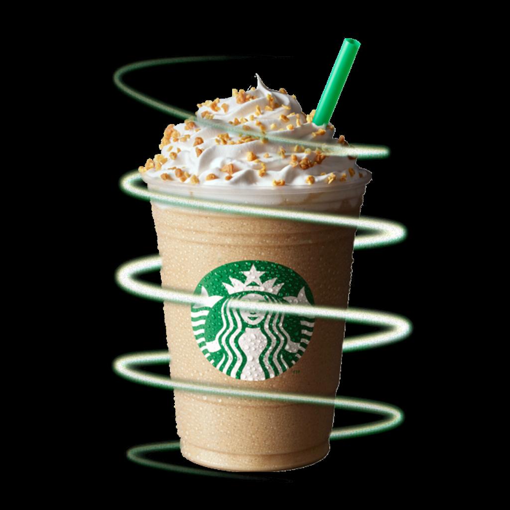 Starbucks clipart frappe, Starbucks frappe Transparent ...