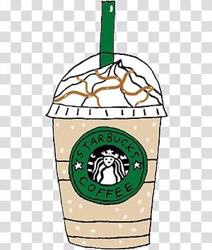 De frappe transparent background. Starbucks clipart frappuccino clipart