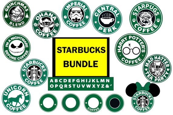 Starbucks Clipart Svg Starbucks Svg Transparent Free For Download On Webstockreview 2020