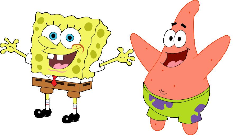 collection of spongebob. Starfish clipart gambar