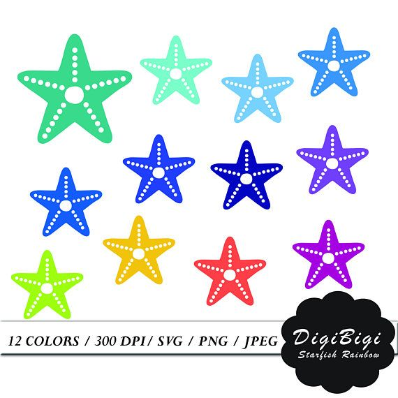 It's just a photo of Printable Star Fish in cut out
