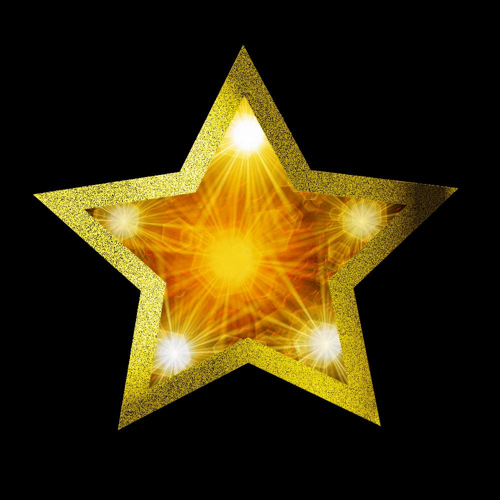 Star Clipart Transparent Background
