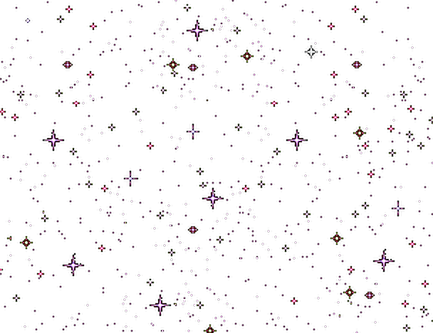 Stars png images. Pixel sticker by