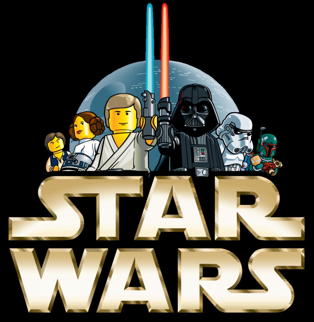 Starwars clipart. Lego star wars logo