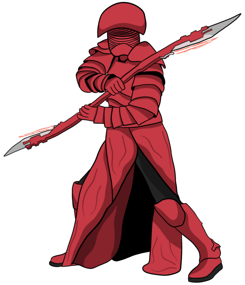 Starwars clipart jedi. Praetorian guard star wars