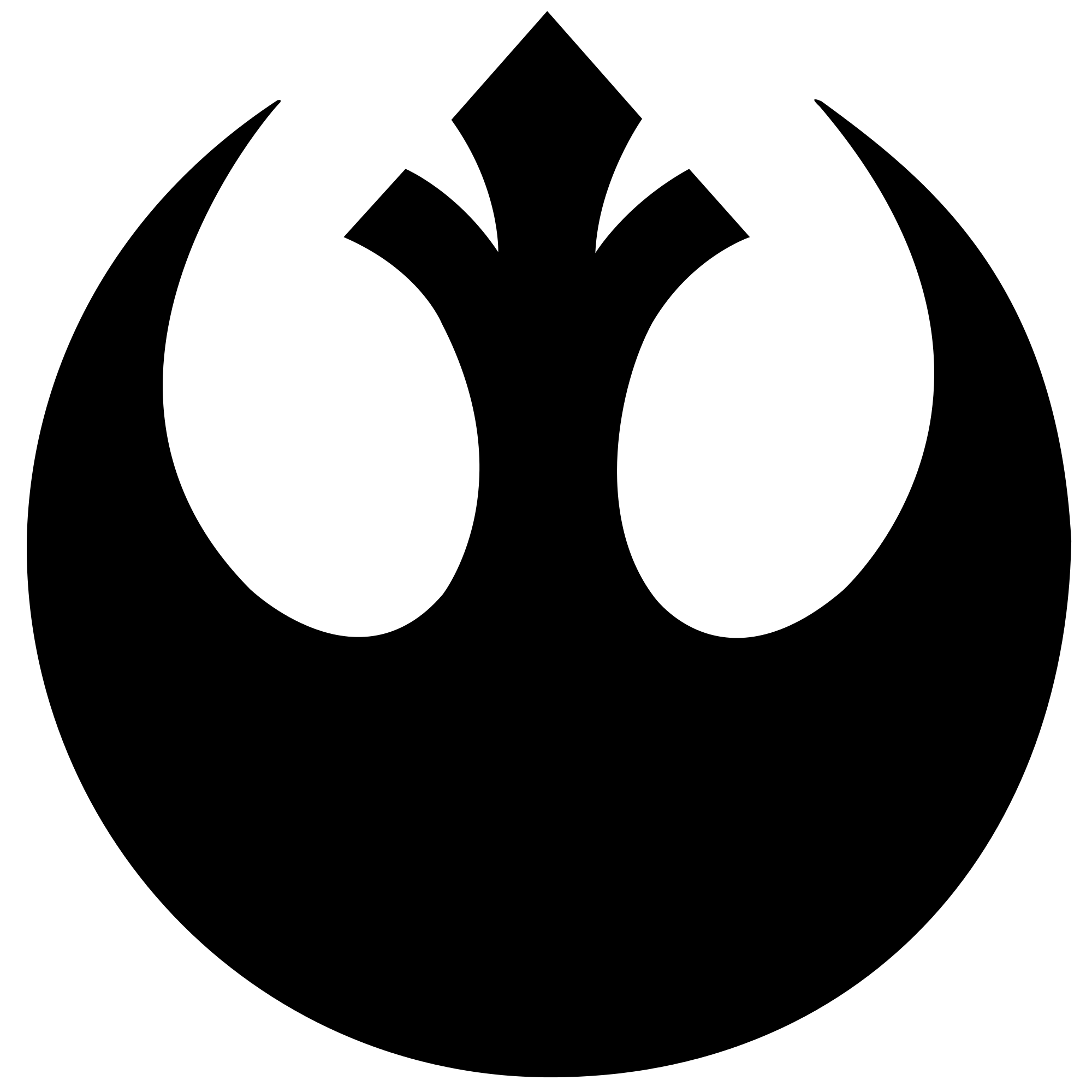 File rebel alliance svg. Starwars clipart logo