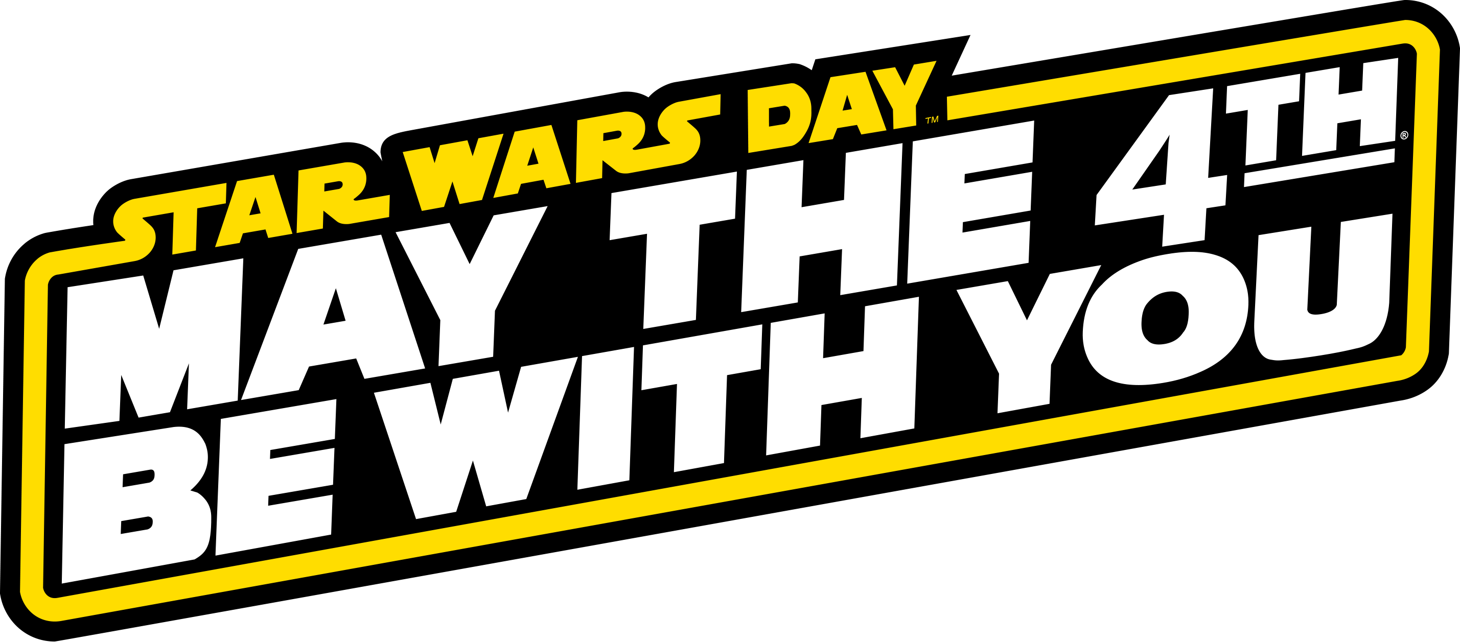 Starwars clipart may the fourth be with you. Star wars day dig