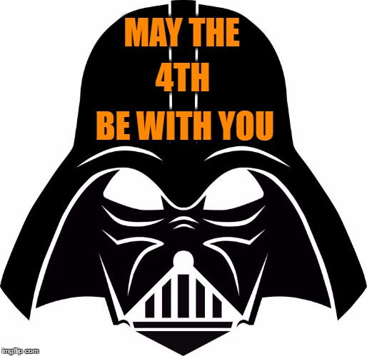 Star wars day imgflip. Starwars clipart may the fourth be with you