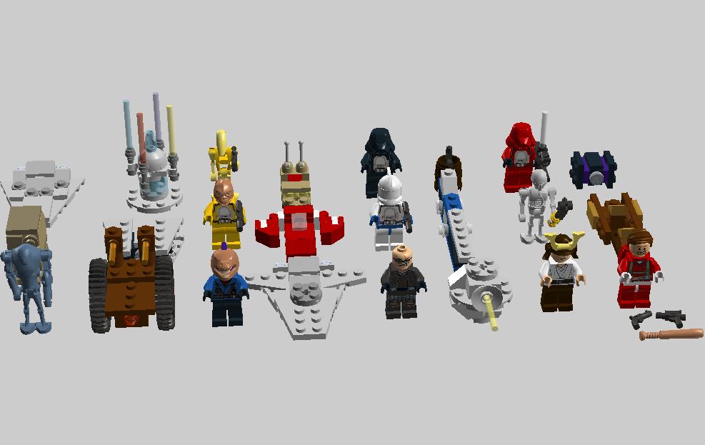 Custom star wars advent. Starwars clipart person lego