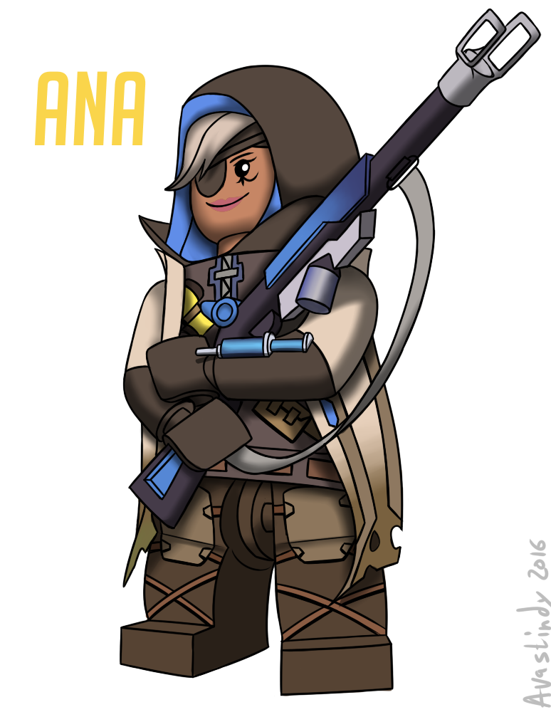 Starwars clipart person lego. Ana by avastindy on