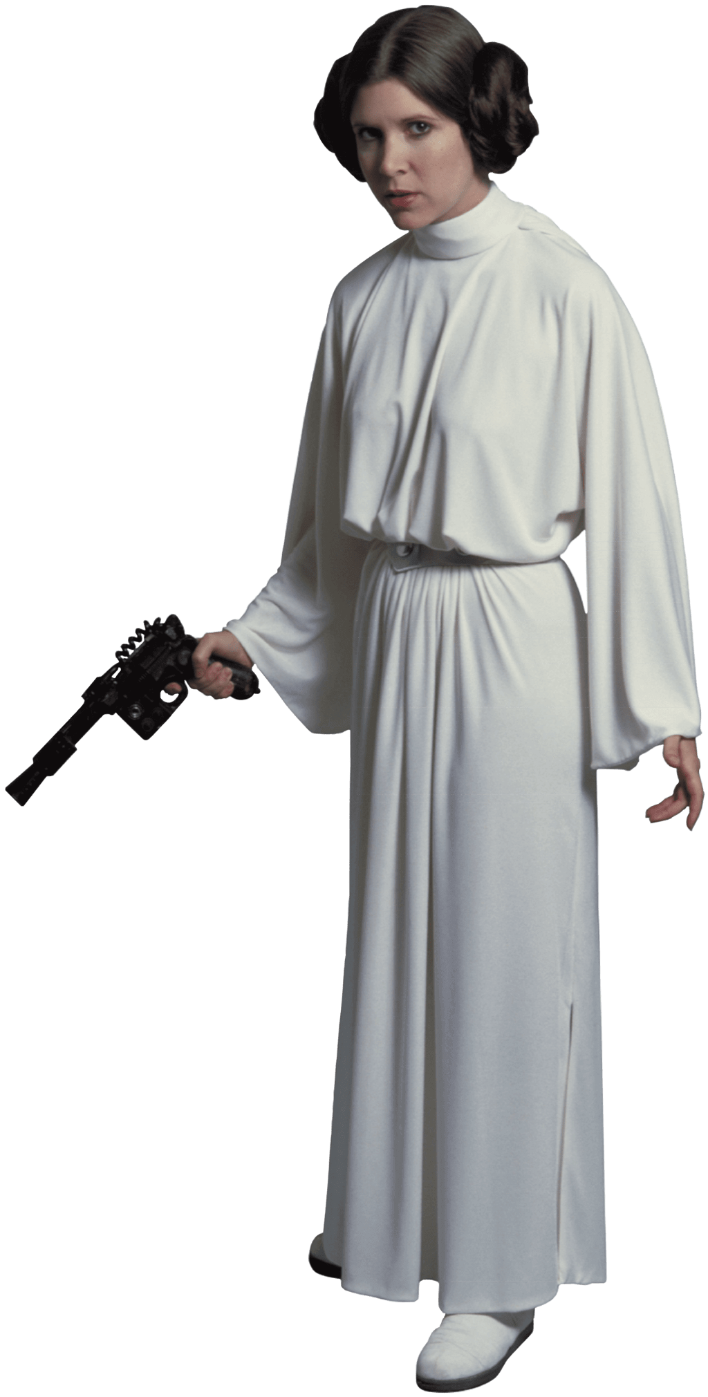 Starwars clipart princess leia. Standing transparent png