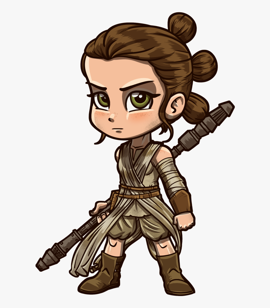 Lord mesa art star. Starwars clipart rey