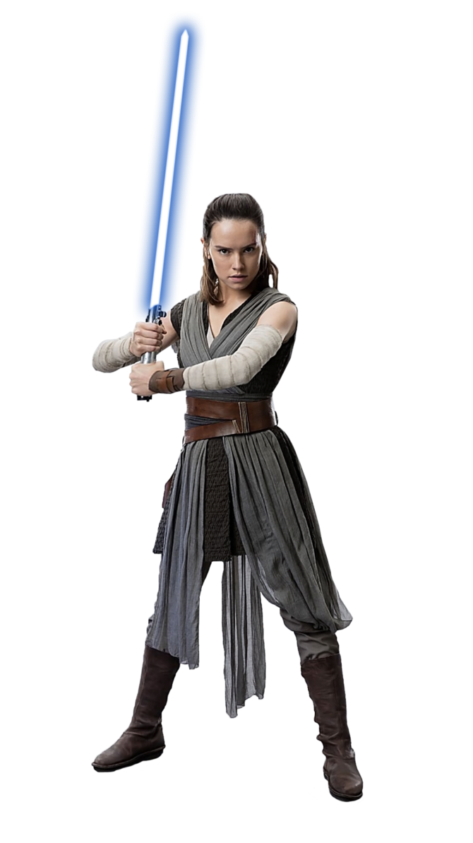 Starwars clipart rey. Star wars png by