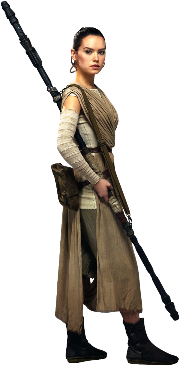 Star wars png image. Starwars clipart rey