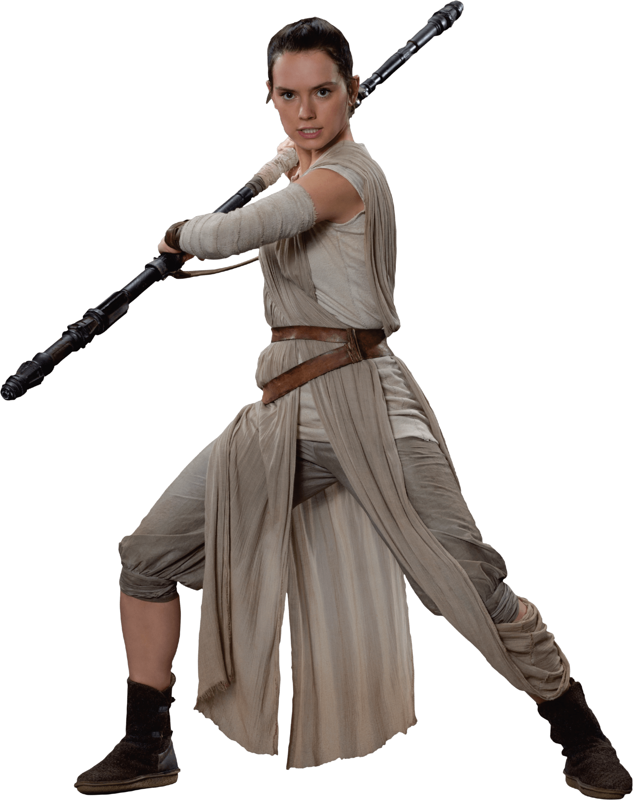 Star wars skywalker transparent. Starwars clipart rey