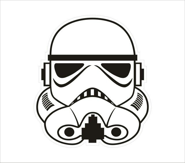 Storm troopers party ideas. Starwars clipart stormtrooper