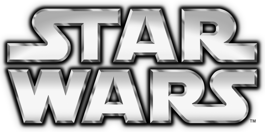 Starwars clipart transparent background. Star wars logo png