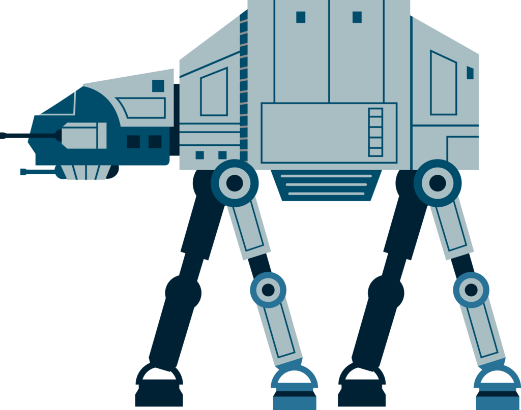 At by chrispix on. Starwars clipart walker