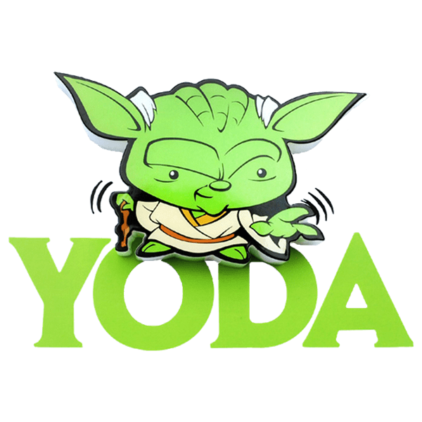 Starwars clipart yoda. Star wars mini d