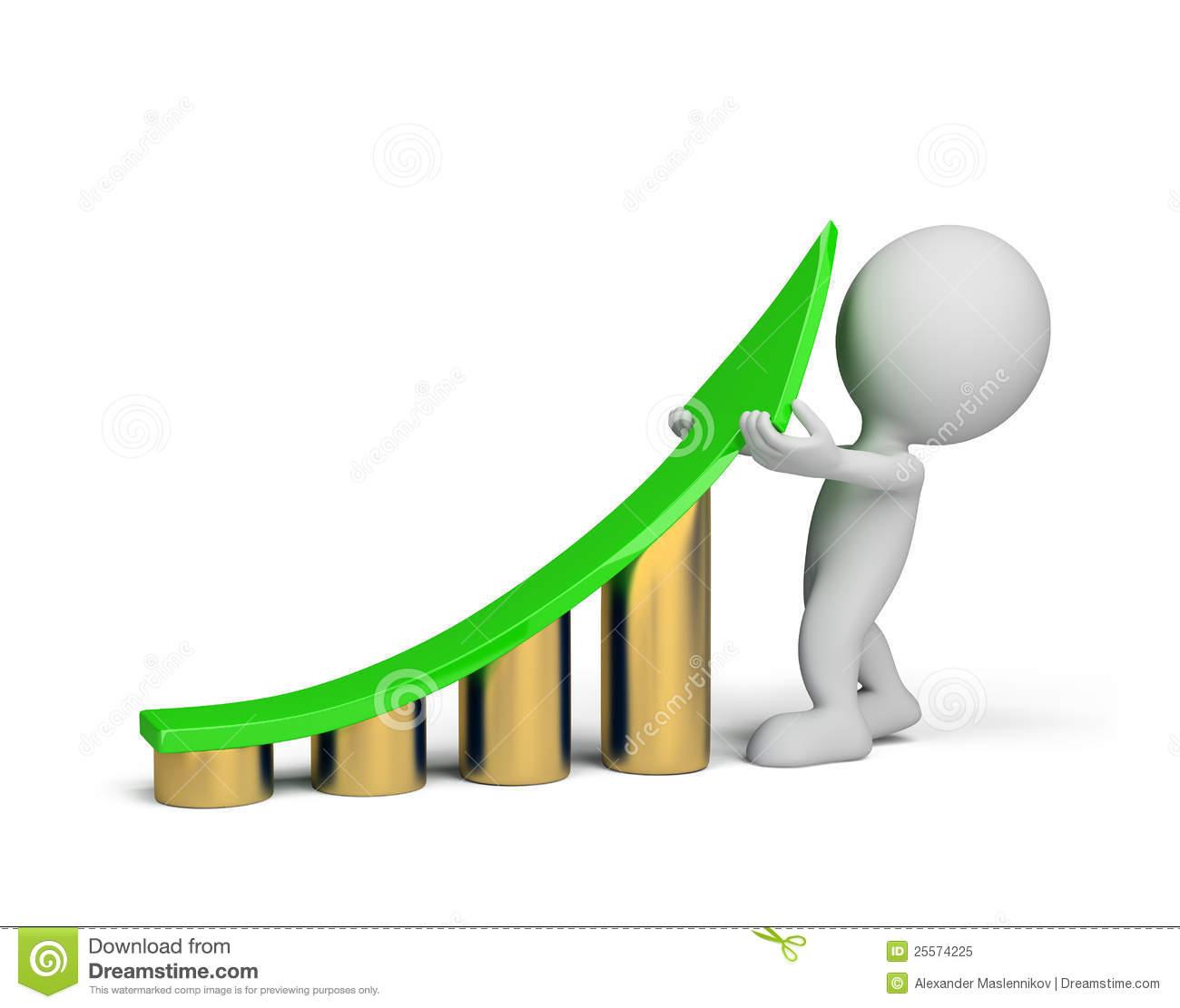 Improvement panda free images. Statistics clipart improvment