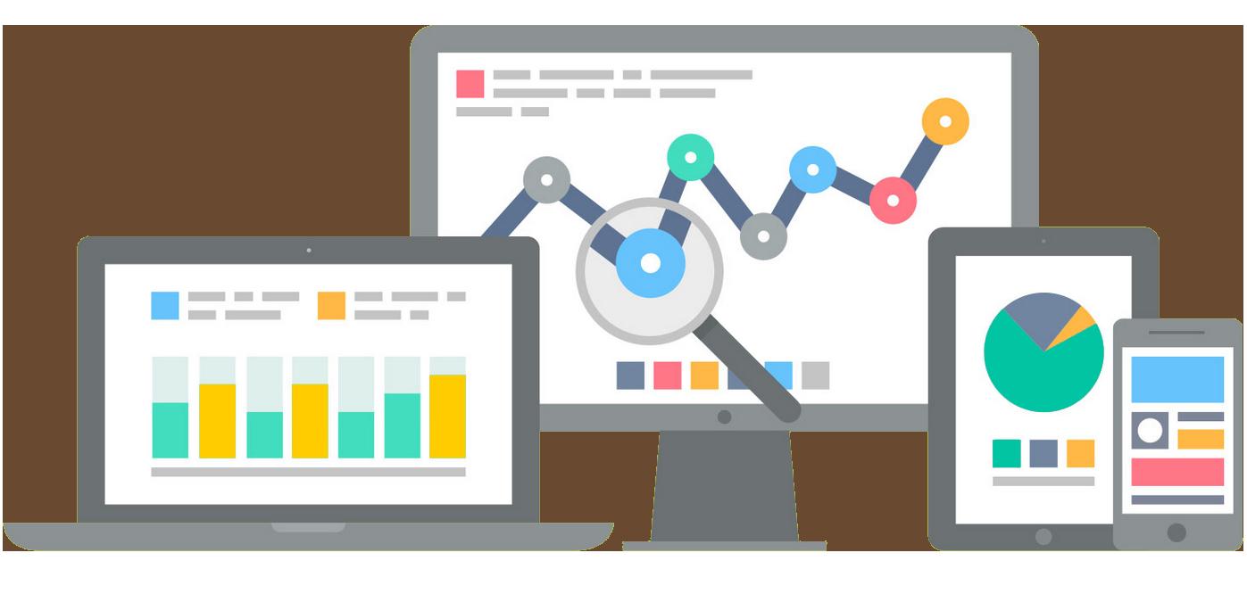 Best digital marketing website. Statistics clipart ppc