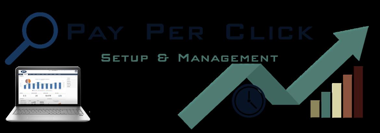 Statistics clipart ppc. Pay per click management