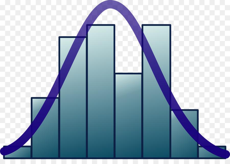 Statistical distribution icon probability. Statistics clipart statistics math