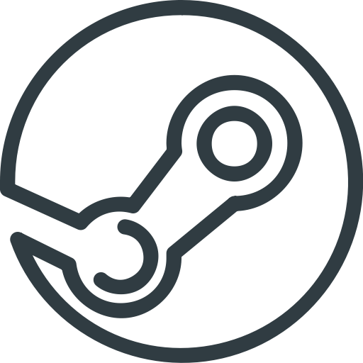 Steam icon png. Social media by alp