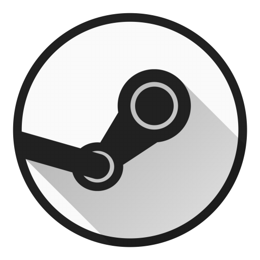 Enkel iconset froyoshark file. Steam icon png