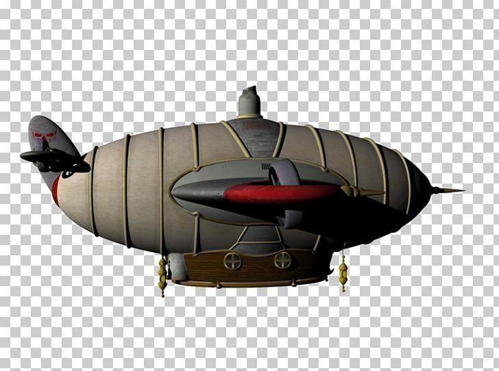 Airplane ship png aerostat. Steampunk clipart aviation