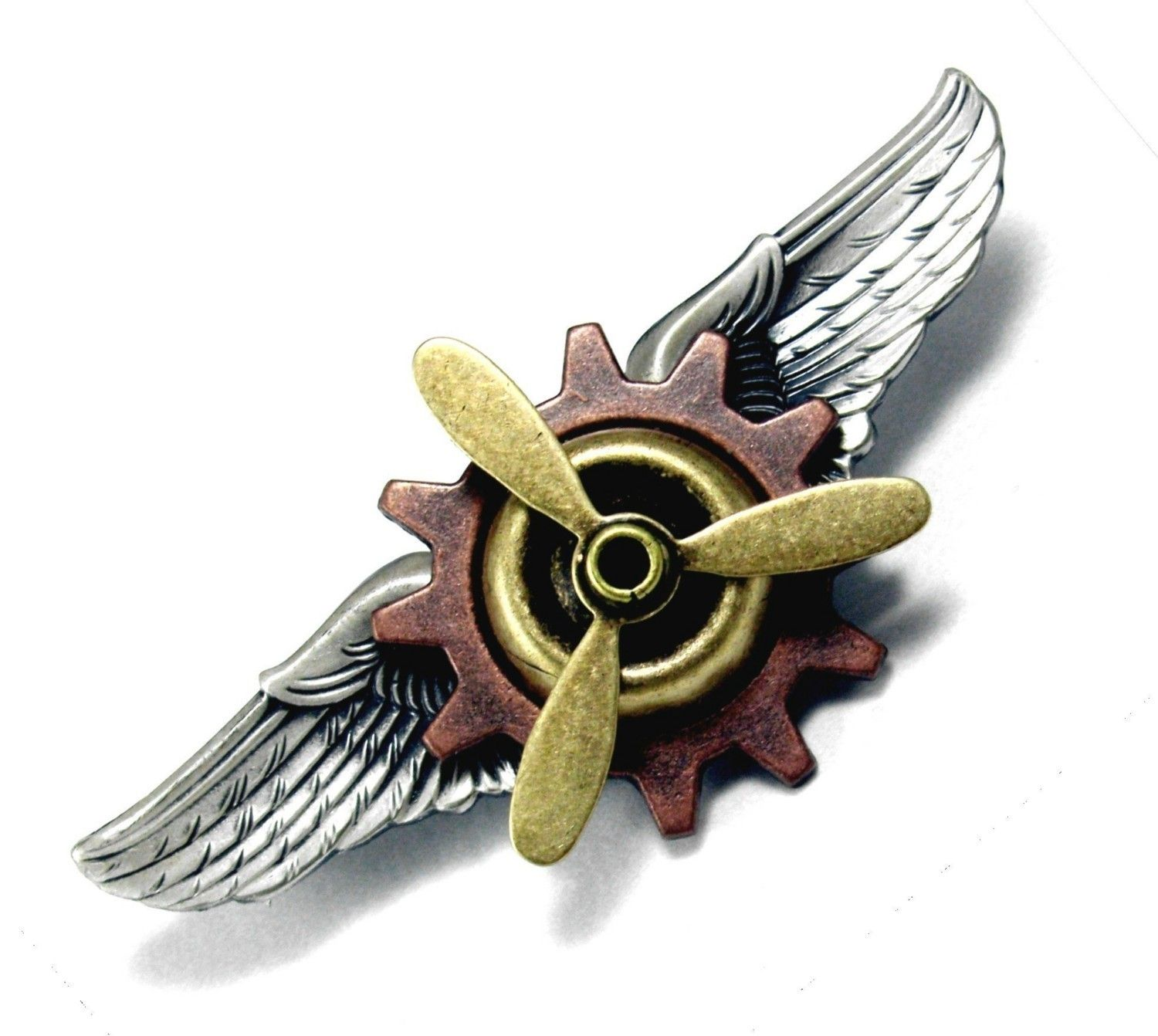 Picture . Steampunk clipart aviator wing