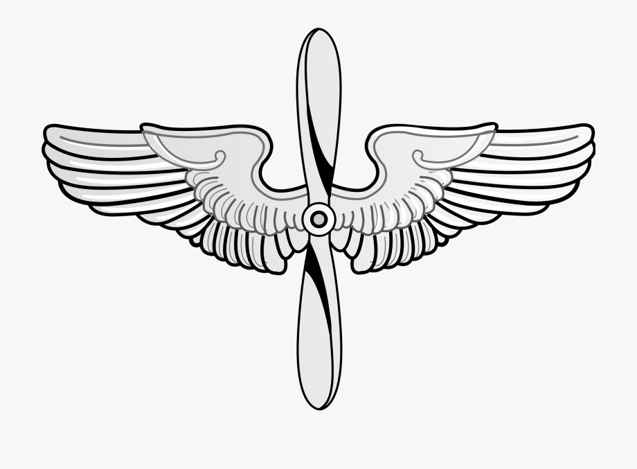 Steampunk clipart aviator wing. Naval wings by stacy