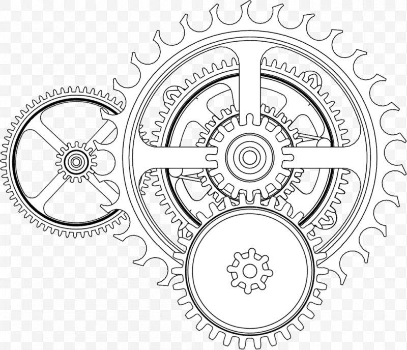 Tattoo drawing png x. Steampunk clipart car gear