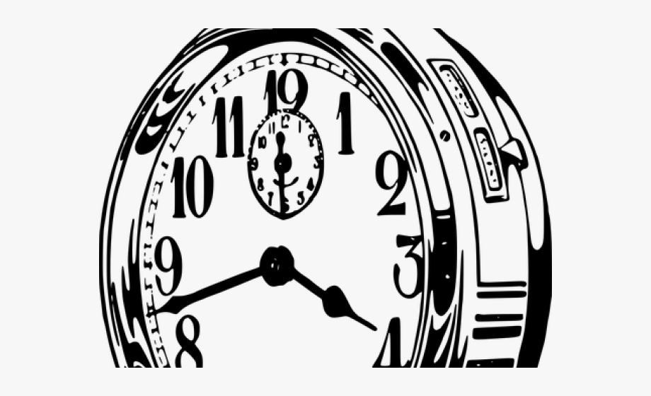 Drawn pocket watch svg. Steampunk clipart classic clock