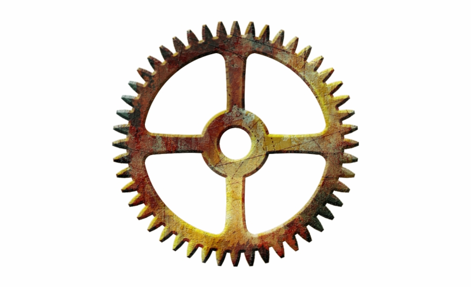 Steampunk clipart copyright free. Gear medieval gears