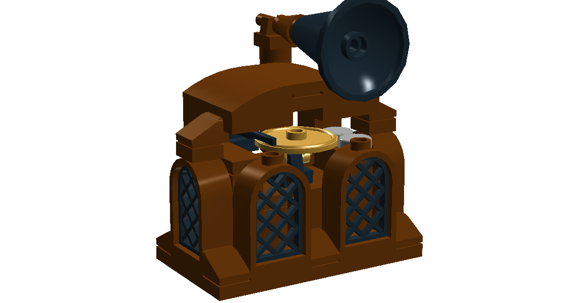 Steampunk clipart flying machine. Lego ideas product treehouse