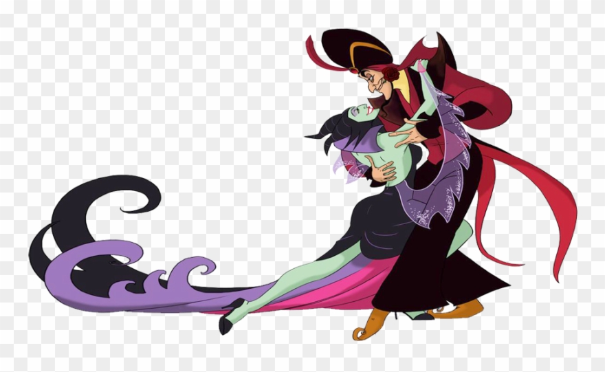 Steampunk clipart halloween. Jafar and maleficent png