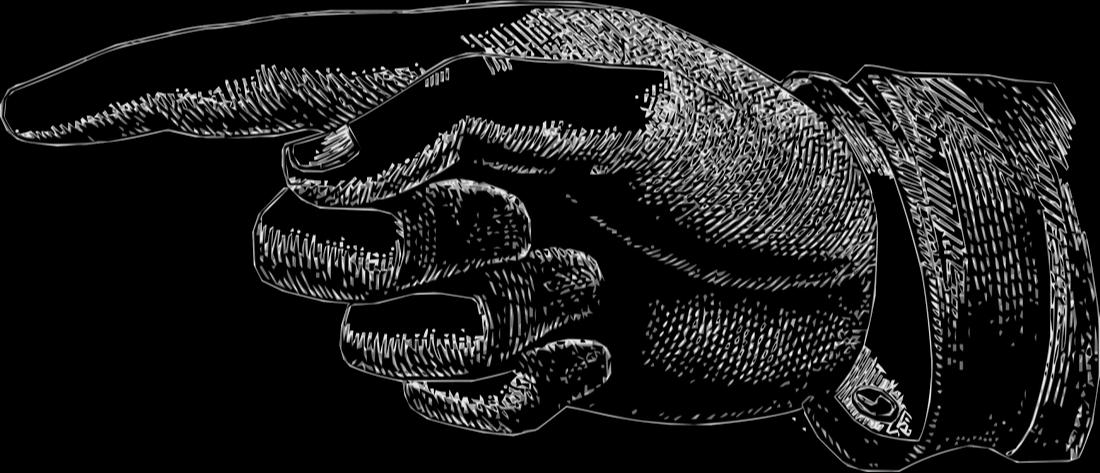 Stock photography finger bauhaus. Steampunk clipart hand pointer