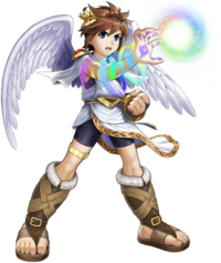 Pit Cosplay Help
