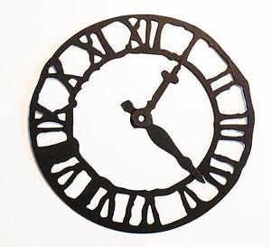 Steampunk clipart large clock. X free clip art