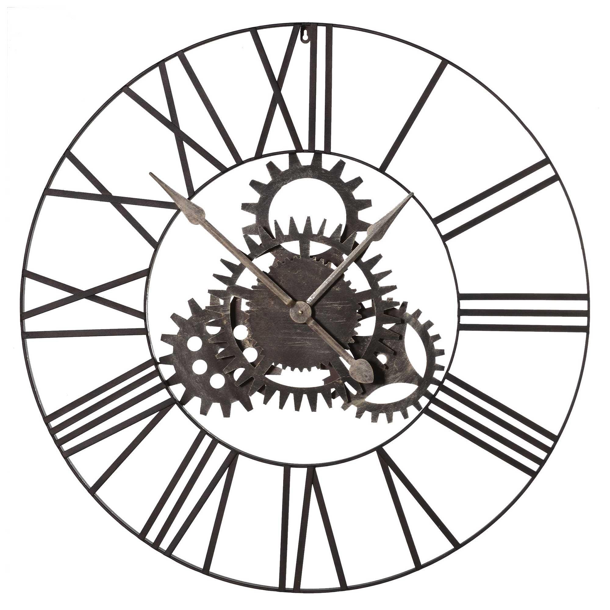 Steampunk clipart large clock. Drawing free download best