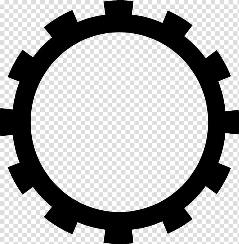 Gear computer icons transparent. Steampunk clipart north point