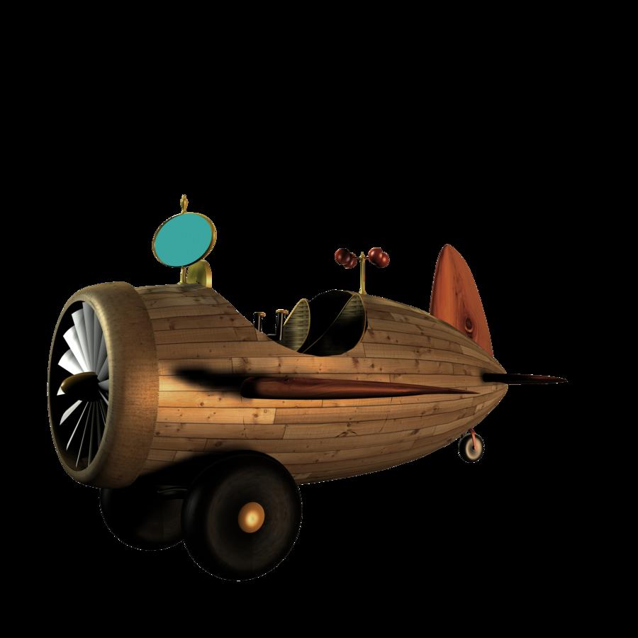 Steampunk clipart plane. Airplane aircraft clip art