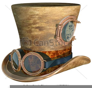 Steampunk clipart public domain. Goggles free images at