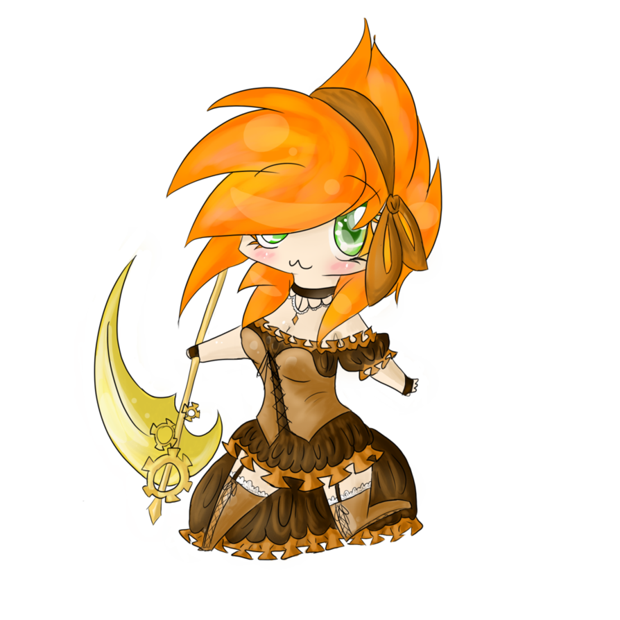 Auction closed by xxloki. Steampunk clipart steampunk girl