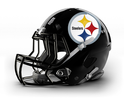 Pittsburgh . Steelers helmet png