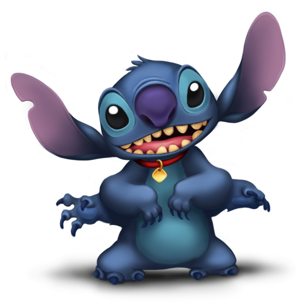 Characters on behance for. Stitch clipart aulani disney
