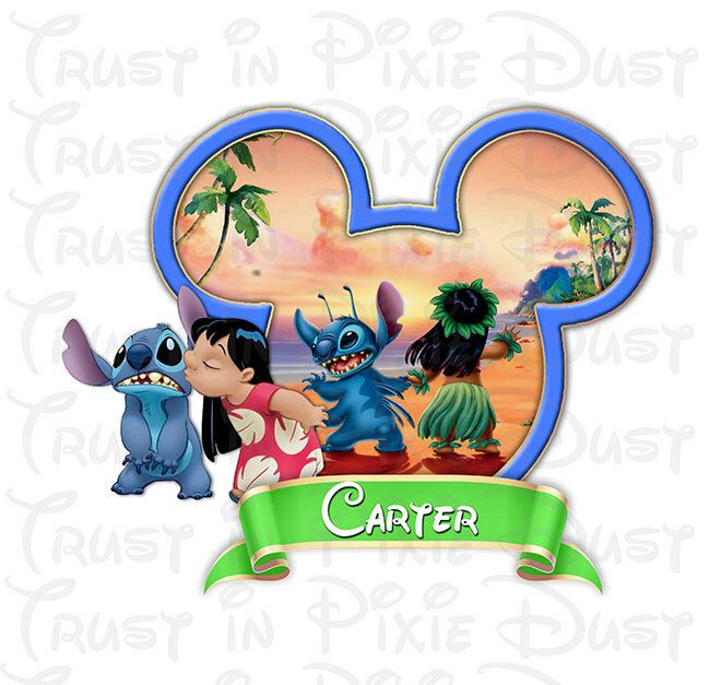 Pin by laurie dickens. Stitch clipart aulani disney